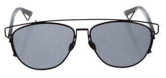 30b310f76daa Pre-Owned at TheRealReal · Christian Dior Technologic Tinted Sunglasses