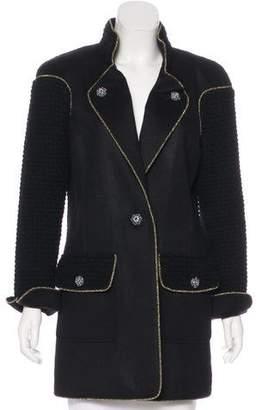 Chanel 2015 Paris-Salzburg Wool Coat