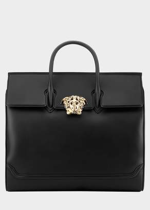 Versace Palazzo Men's Leather Bag