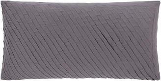 DKNY Geo Clip Pleated Cushion