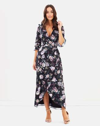Cooper St Mauevewood Maxi Dress