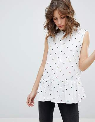 Paul Smith PS PS by Ice Cream Blouse