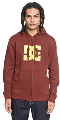 DC Men's Star Zip-up Sweatshirt Hoodie