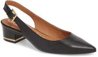 Calvin Klein Glorianne Slingback Pointy Toe Pump