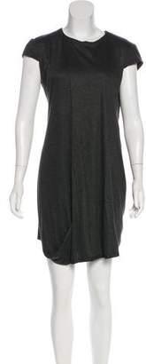 Alexander McQueen Knit Shift Dress