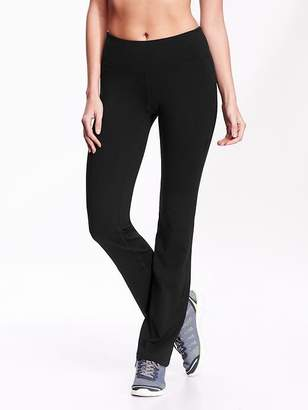 Old Navy High-Rise Boot-Cut Compression Pants for Women