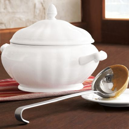 Sur La Table Porcelain Tureen