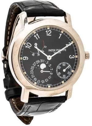 Patek Philippe Neptune 5055G Power Reserve Watch