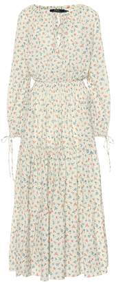 Polo Ralph Lauren Floral cotton maxi dress