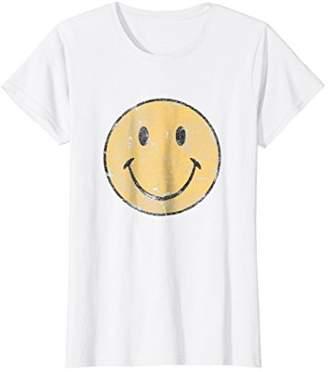 SMILEY FACE Shirt   Festival T Shirt   70's-80's Vibe Tee