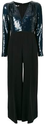 Stella McCartney sequined bodice jumpsuit