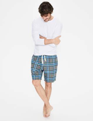 Boden Brushed Cotton Pajama Shorts