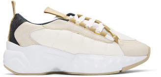 Acne Studios White Sofiane Sneakers