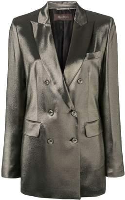 Max Mara double buttoned blazer
