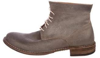 Fiorentini+Baker Distressed Ankle Boots w/ Tags