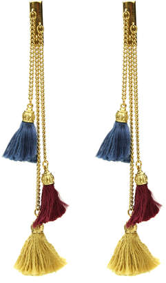Ben-Amun Ben Amun Venetian Breeze Multi Tassel Earrings
