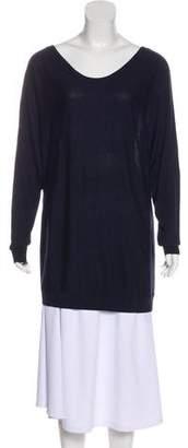 Vince Knit Dolman Sleeve Sweater