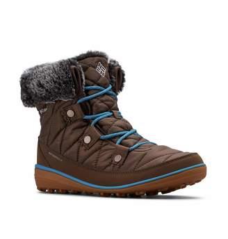 Columbia Women's Heavenly Shorty Omni-Heat Snow Boot