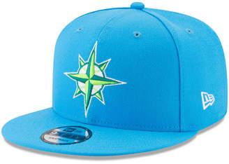 New Era Boys' Seattle Mariners Players Weekend 9FIFTY Snapback Cap