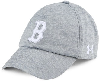 Under Armour Women's Boston Red Sox Renegade Adjustable Cap