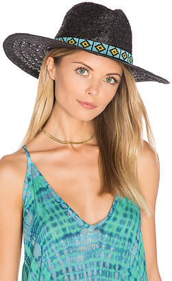 ale by alessandra Carico Hat in Black. $83 thestylecure.com
