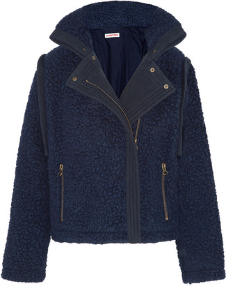 See by Chloé Faux shearling coat $740 thestylecure.com