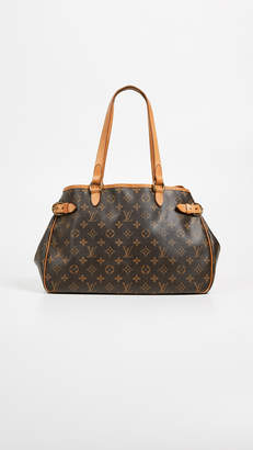 ed8805390470 Louis Vuitton What Goes Around Comes Around Monogram Batignolles Horiz Bag