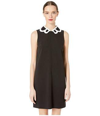 Moschino Collared Tank Dress