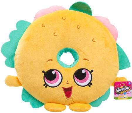 Shopkins Cuddle Plush Bagel Billy