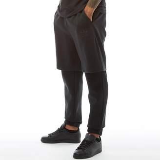 adidas Mens Winter Sweat Pants Black