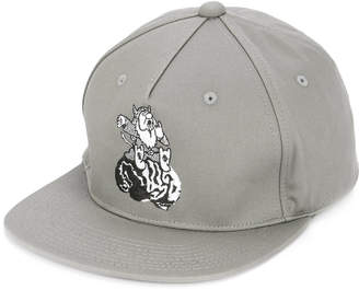 Undercover embroidered detail cap