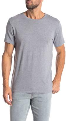 Save Khaki Short Sleeve Crew Neck Tee