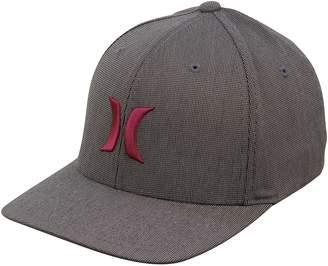 Hurley Black Suits Hat - L/XL