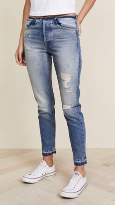 Frame Rigid Re-Release Le Original Skinny Jeans