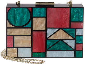 BCBGMAXAZRIA Eleanor Acrylic Clutch