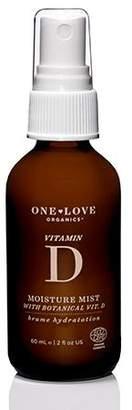 One Love Organics Vitamin D Moisture Mist