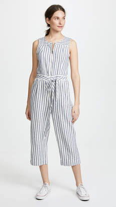 Splendid Striped Jumpsuit