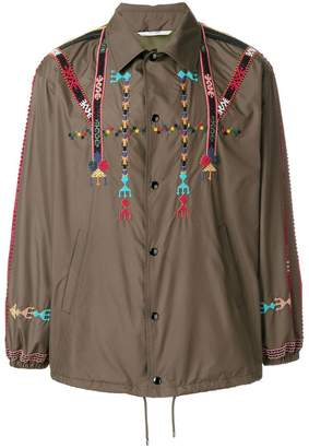 Valentino embroidered jacket