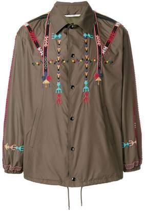 Valentino embroidered jacket