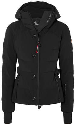 7a43c5d36351 Moncler Guyana Quilted Shell Down Jacket - Black