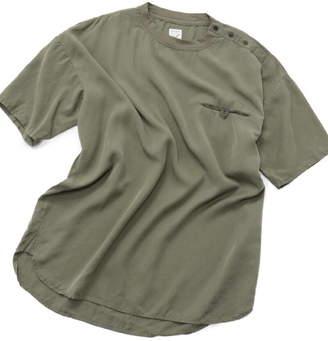 Men's Bigi (メンズ ビギ) - ADITIONAL ボタンポケットTシャツ メンズ ビギ カットソー