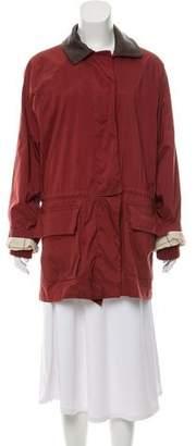 Loro Piana Lightweight Zip-Up Jacket