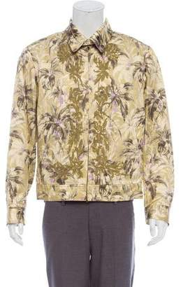 Dries Van Noten Sequin Embellished Zip-Up Jacket w/ Tags