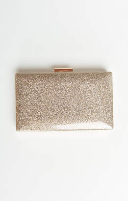 Show Me Your Mumu Bridesmaid Clutch ~ Champagne
