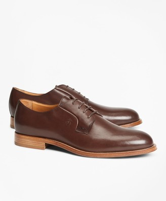 Brooks Brothers Leather Lace-Up Shoes