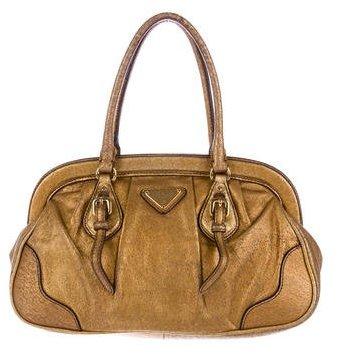 pradaPrada Nappa Vintage Frame Bag