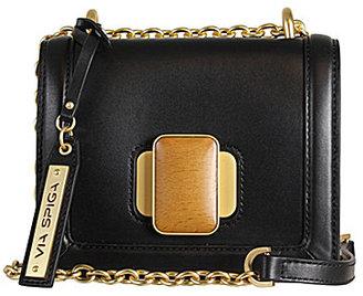 Via Spiga Bessie Mini Cross-Body Bag $258 thestylecure.com