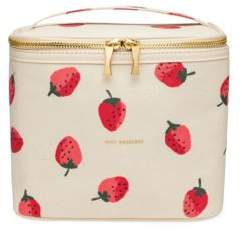 Kate Spade Strawberries Insulated Lunch Tote