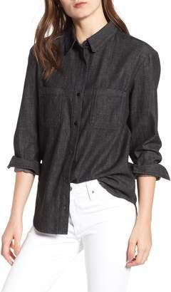 AG Jeans Selena Chambray Shirt