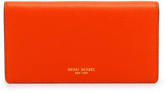Henri Bendel West 57Th Color Blocked Kangaroo Wallet